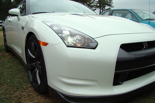 Local Nissan Skyline R35 GT-R