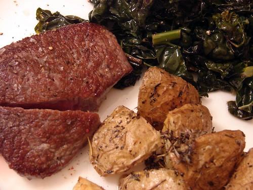 Dinner:  November 11, 2008