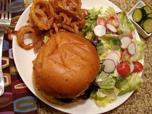 Dinner:  June 13, 2009