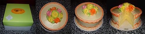 I love my birthday cake!