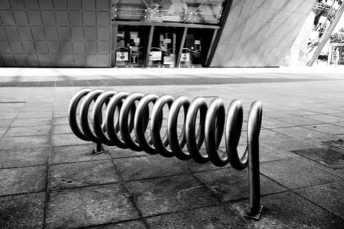 09/08/2008 : Garage à vélo