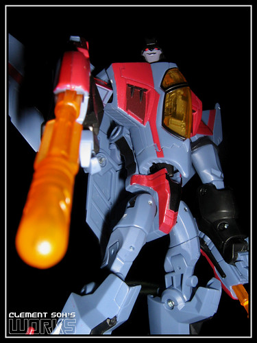Transformers Animated Starscream