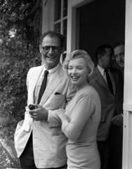 arthur miller & marilyn monroe (1956-1961)