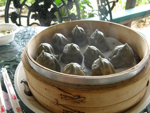 lotus dumplings