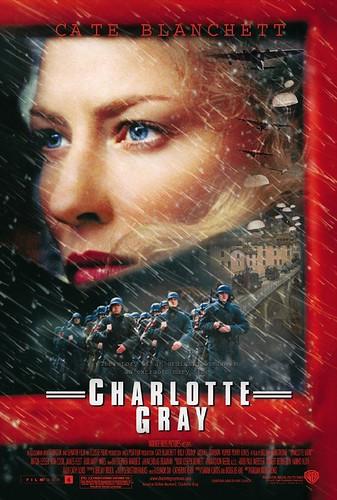 Charlotte Gray -Cartel por ti.