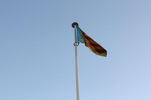 Valencia's Flag