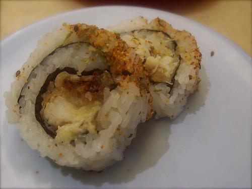 Soft Shell Crab Makimono