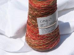 Kiddlebiddles Ginko - bamboo and silk