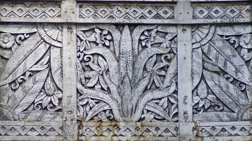 Art Deco Spandrel