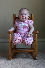 Chelsea - Rocking Chair - 9 months