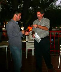 Gustavo Mejia de Matamoros Tamps. Segundo Lugar del Torneo
