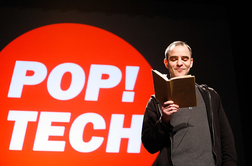 Pop!Tech 2008 - David Rakoff