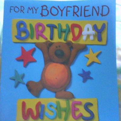 Birthday Card from @tywinlannister
