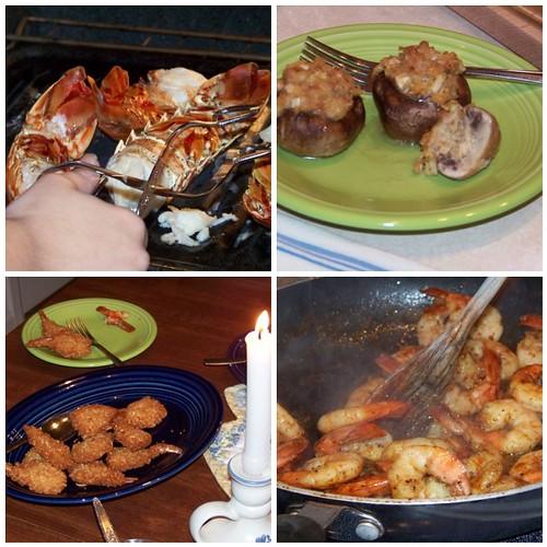 seafood eve