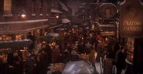 Muchas gracias Mr. Scrooge.. por ti.