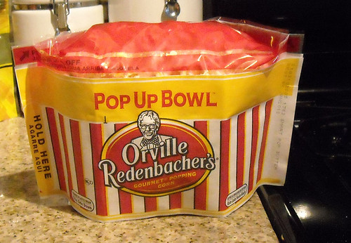 Orville Redenbacher's Smart Pop! Butter Pop Up Bowl Lid
