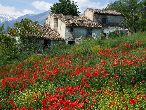 Abruzzo, Italy. Where we're going to live