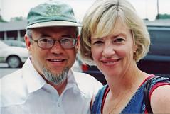 Raymond and Diane McLain, 2002