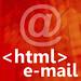 icone de html E-mail