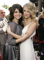 Selena Gomez and Taylor Swift by Proud Nelena Supporter
