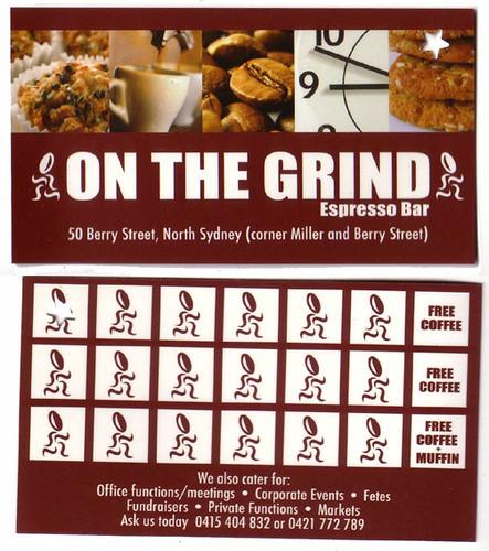 on the grind espresso bar