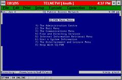 CQ-PAN Online Interface