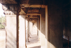 Ankor Wat, Cambodia, 2005.
