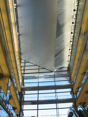 Study In Light, downtown Minneapolis Central Library, Minneapolis, Minnesota, photo © 2008 by QuoinMonkey. All rights reserved.