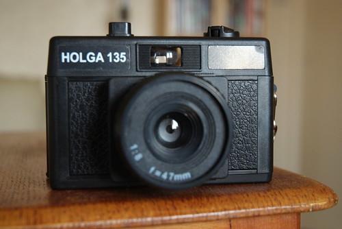 Holga 135.