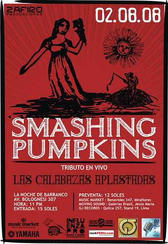 Smashing Pumpkings