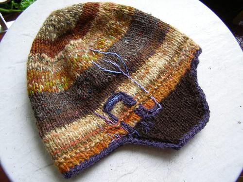 born again helmet hat
