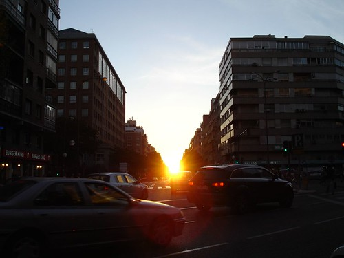 Ya se va el sol