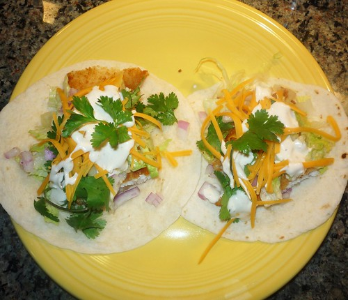 fish tacos by you.