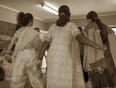 Matajis dancing away !