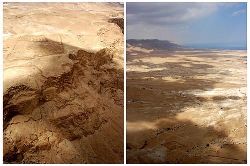 vistas from Masada