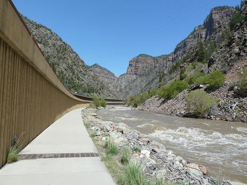 Glenwood Canyon Bike Path