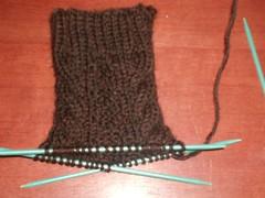 Whitby Socks - Sock #1, 4