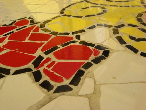 Mosaico, quebra-cabeça, ou jogo da memória?