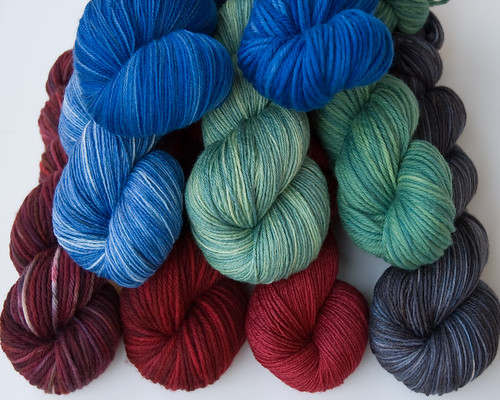 yarn for November (by bookgrl)