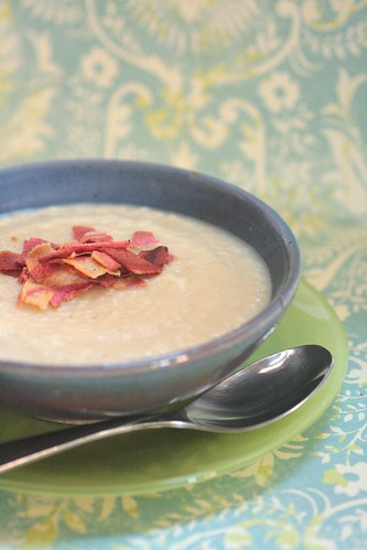 Sensuous Cauliflower Soup