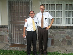 Missionary Companions