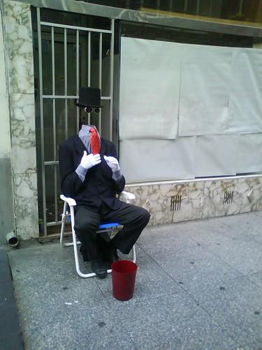el hombre invisible (2) por ti.