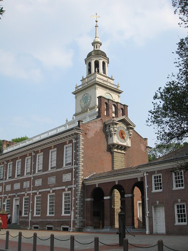 Independence Hall,