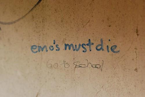 emos must die