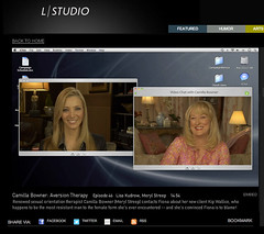 Lisa Kudrow - Web Therapy (Meryl Streep episode)