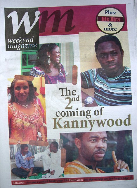 The 'second coming' of Kannywood (1/6)