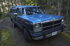 Big Blue, Our Big Old Truck