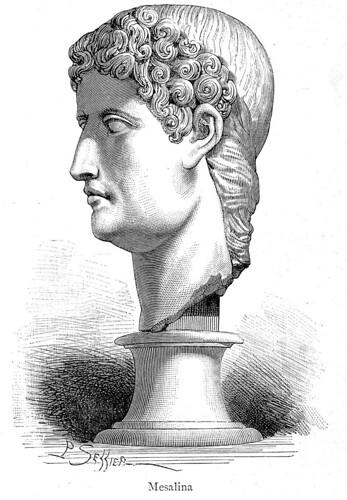 busto de mesalina