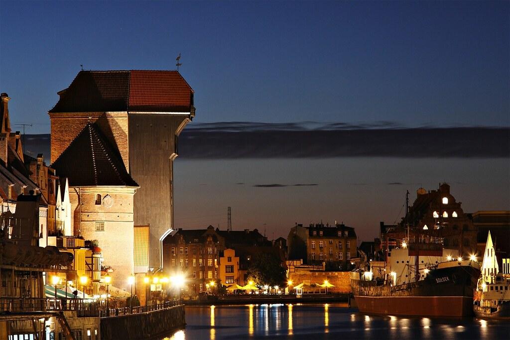 Grua medieval - Gdansk