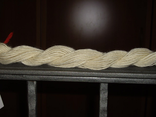 My Second Hand Spun, BFL